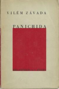 náhled knihy - Panichida