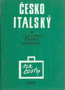náhled knihy - Česko-italský a italsko-český slovník na cesty