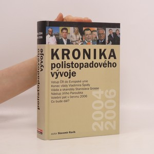 náhled knihy - Kronika polistopadového vývoje, 12. díl, 2004-2006
