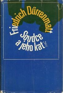 náhled knihy - Soudce a jeho kat. Podezření