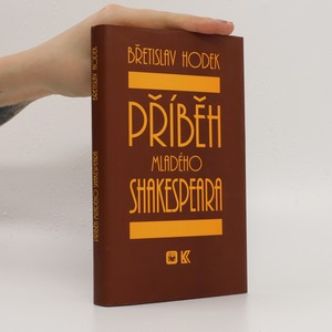 náhled knihy - Příběh mladého Shakespeara
