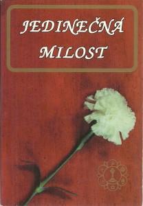 náhled knihy - Jedinečná milost