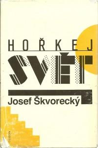 náhled knihy - Hořkej svět. Povídky z let 1946 - 1967