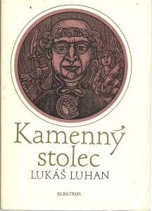 náhled knihy - Kamenný stolec: mozaika o Kosmovi a jeho kronice