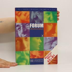 náhled knihy - Forum : méthode de français 2