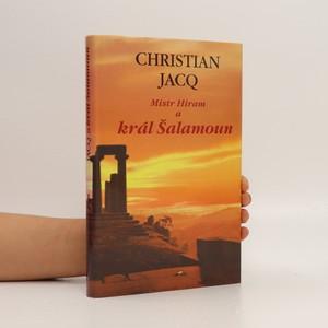 náhled knihy - Mistr Hiram a král Šalamoun