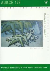 náhled knihy - Aukční síň Vltavín. Aukce 129 (2 svazky)