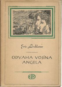 náhled knihy - Odvaha vojína Angela