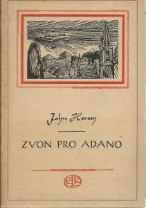 náhled knihy - Zvon pro Adano
