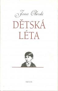 náhled knihy - Dětská léta