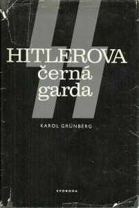 náhled knihy - Hitlerova černá garda