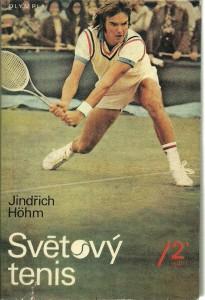 náhled knihy - Světový tenis 2.