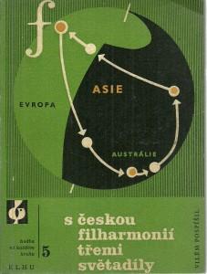 náhled knihy - S českou filharmonií třemi světy