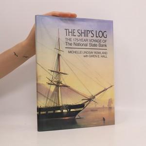 náhled knihy - The Ship's Log (je cítit zatuchlinou)