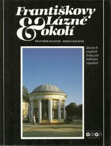 náhled knihy - Františkovy Lázně a okolí