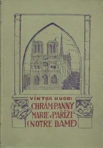 náhled knihy - Chrám Panny Marie v Paříži (Notre Dame) sv I.-II.