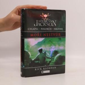 náhled knihy - Percy Jackson. Moře nestvůr
