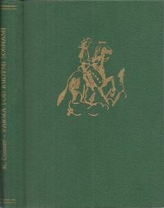 náhled knihy - Farma pod rudými sosnami. Román ze západní Kanady