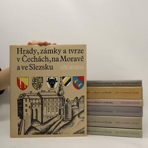 náhled knihy - Hrady, zámky a tvrze v Čechách, na Moravě a ve Slezsku. Díl 1.-7. (7 svazků, komplet)