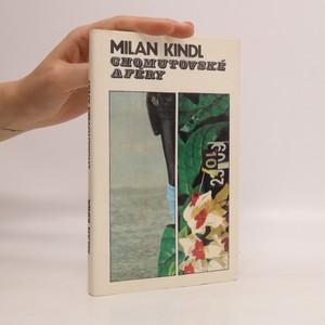 náhled knihy - Chomutovské aféry