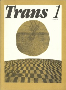 náhled knihy - Trans 1. Revue překladové literatury