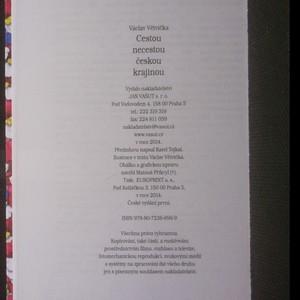 antikvární kniha Cestou necestou českou krajinou, 2014