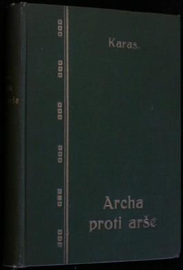 náhled knihy - Archa proti arše : román z dob husitských