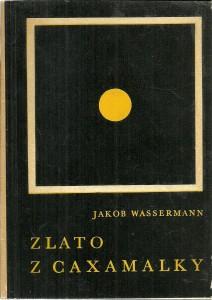 náhled knihy - Zlato z Caxamalky