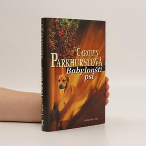 náhled knihy - Babylonští psi