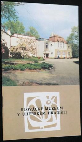 náhled knihy - Slovácké muzeum v Uherském Hradišti