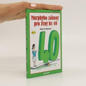 náhled knihy - Murphyho zákony pro ženy ke 40
