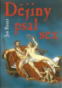 náhled knihy - Dějiny psal sex
