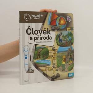náhled knihy - Člověk a příroda : Interaktivní mluvící kniha (bez mluvícího pera)