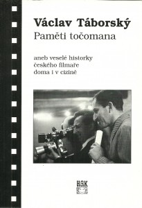 náhled knihy - Paměti točomana aneb veselé historky českého filmaře doma i v cizině