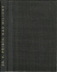 náhled knihy - Nad miliony. Román z banky