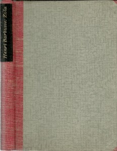 náhled knihy - Zola