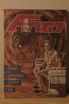 náhled knihy - AF 167 17/1991