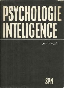 náhled knihy - Psychologie inteligence