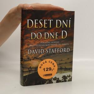 náhled knihy - Deset dní do dne D