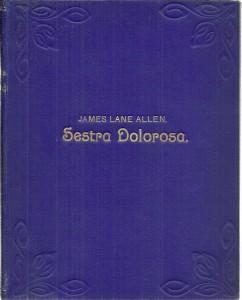 náhled knihy - Sestra Dolorosa