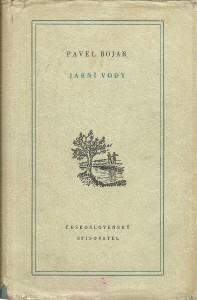 náhled knihy - Jarní vody