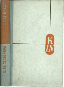 náhled knihy - Tři kříže