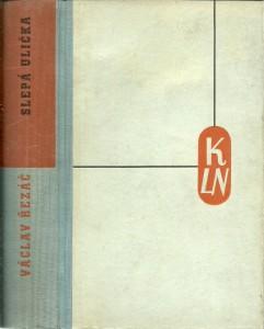 náhled knihy - Slepá ulička