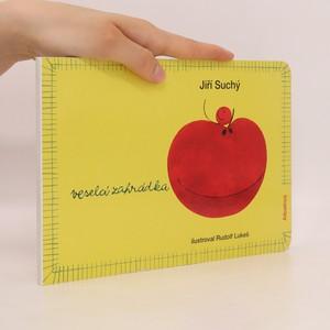 náhled knihy - Veselá zahrádka