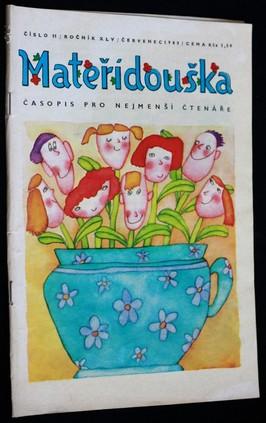 náhled knihy - Mateřídouška č. 11