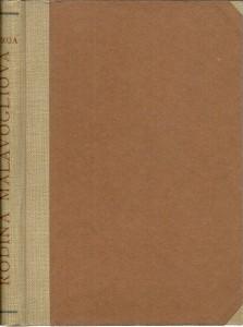 náhled knihy - Rodina Malavogliova