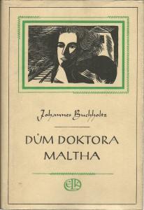 náhled knihy - Dům doktora Maltha