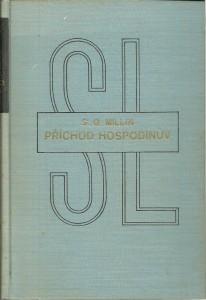 náhled knihy - Příchod Hospodinův