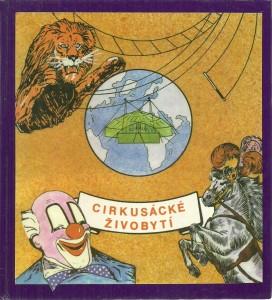 náhled knihy - Cirkusácké živobytí