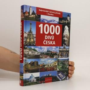 náhled knihy - 1000 divů Česka